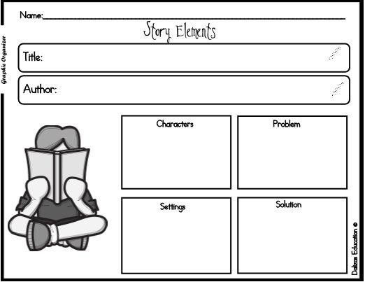 Best 25+ Story elements worksheet ideas on Pinterest | Bme ...