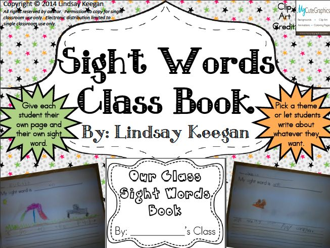 pinterest book   /Sight   Class Work Free Sight word words Word  Word Book sight Pinterest