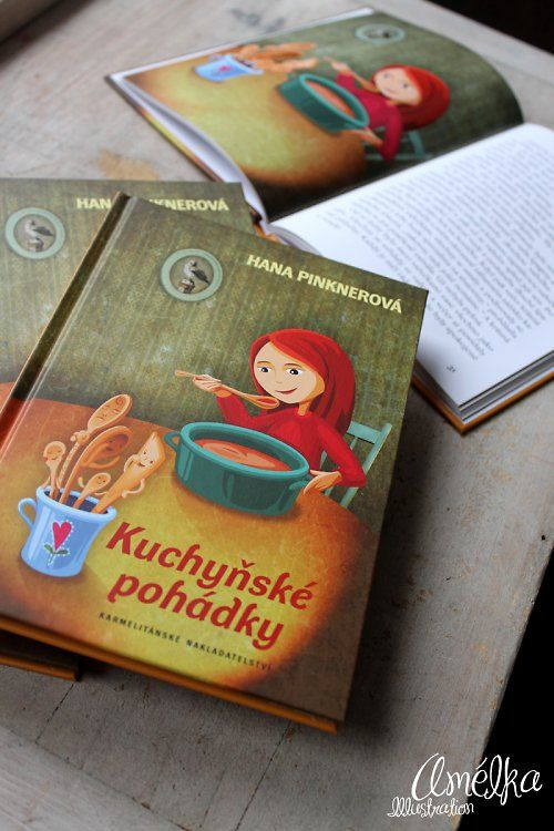 hezká kniha, ať už do ní doroste :)