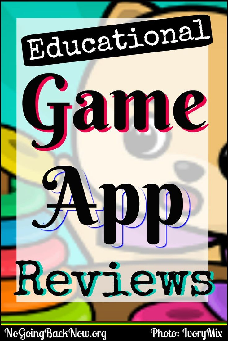 Game app reviews for children. An honest review of smart device games.
