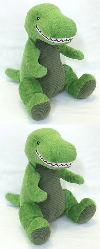 Curious George 19215: Kohl S Curious George S Dinosaur Discovery 12 Plush T-Rex -> BUY IT NOW ONLY: $34.45 on eBay!