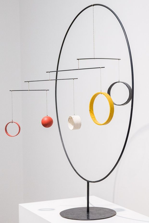 Rotation, rotation, rotation! Alexander Calder and his high-wire circus act - Tate Modern, London A conversation with Mondrian in 1930 set in motion Alexander Calder's glorious mobile sculptures – and his balletic constellations are still breathtaking today