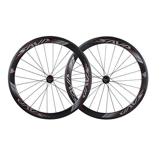 ruedas carbono bicicleta carretera
