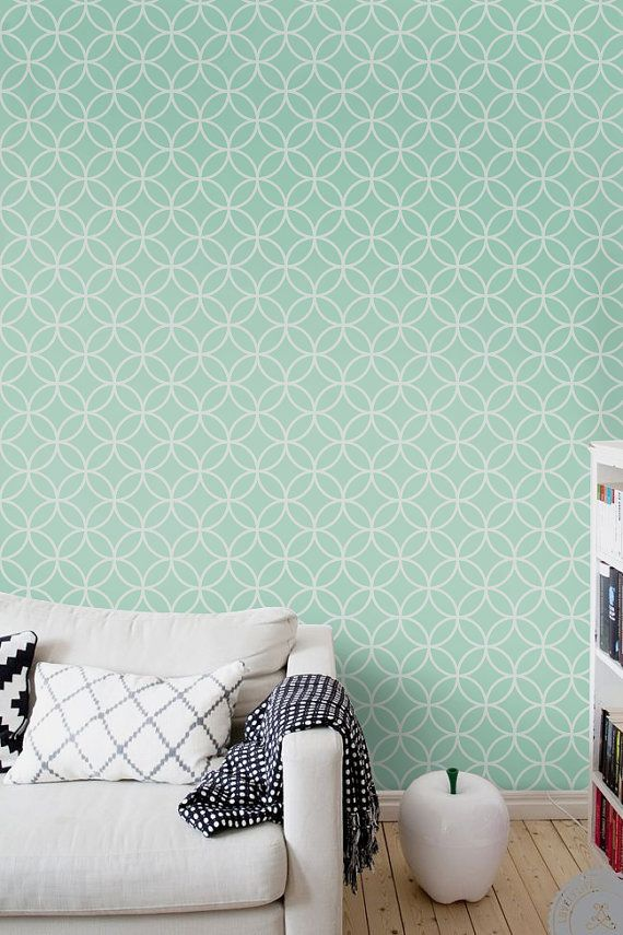 92 best tapeter till trappsteg images on pinterest vinyl for Self adhesive vinyl wallpaper