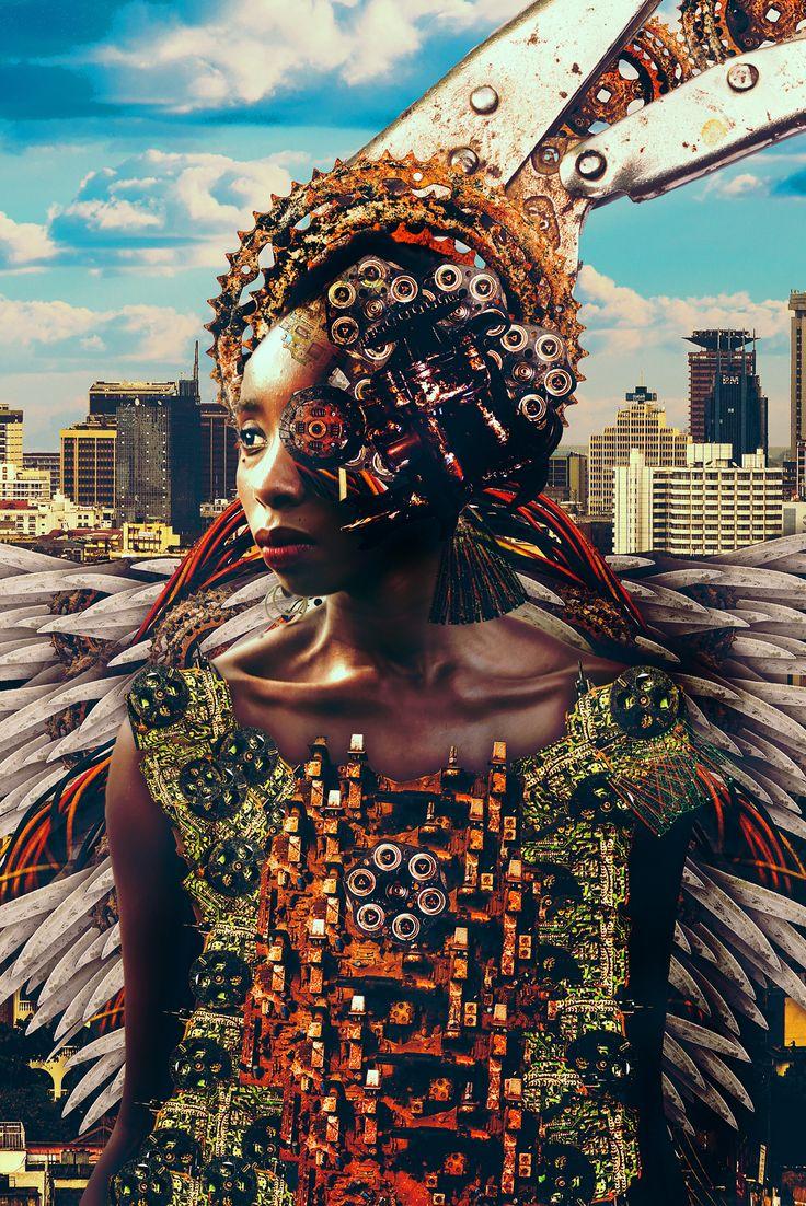 Featured workTahir Carl Karmali: Jua Kali – Making Africa
