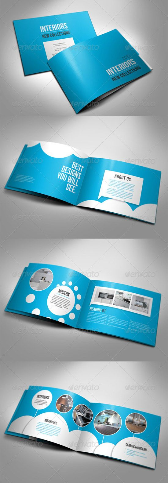 booklet template free