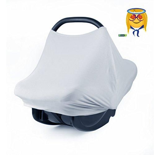 #mybaby Why we need a #TEDU baby car seat convers? The infant car seat canopy provides enough flexibility and full coverage for worry-free nursing.Moms no longer...