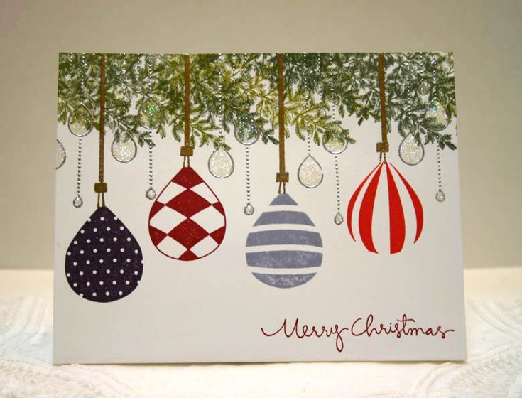 MMTPT155 Balloon Ornament by sleepyinseattle - Cards and Paper Crafts at Splitcoaststampers