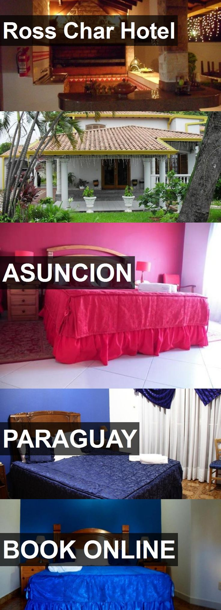 Hotel Ross Char Hotel in Asuncion, Paraguay. For more information, photos, reviews and best prices please follow the link. #Paraguay #Asuncion #RossCharHotel #hotel #travel #vacation