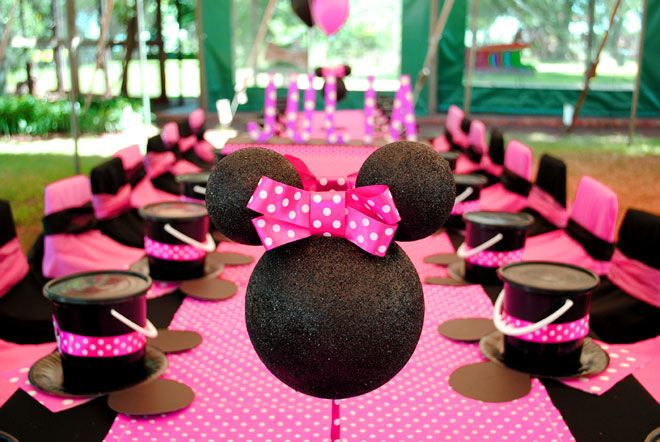 minnie mouse party- this will be my birthday party