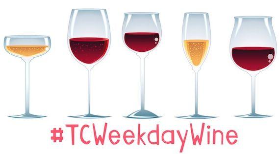 #TCWeekdayWine
