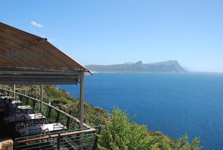 Two Oceans Restaurant, Capo di Buona Speranza