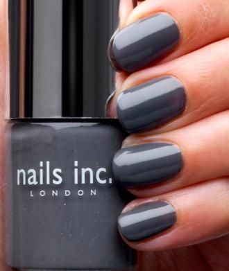 THE THAMES = is a classic cool grey shade. The Thames is a go-to trend colour and a favourite amongst the press.