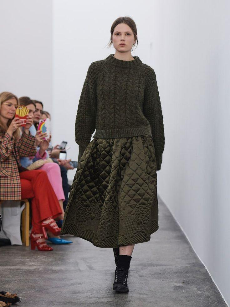 Cecilie Bahnsen | Ready-to-Wear - Autumn 2018 | Look 24