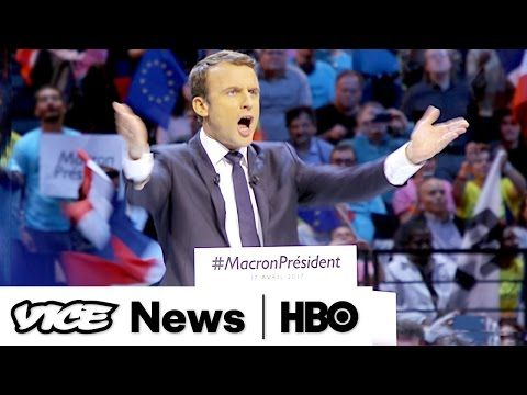 VICE News: French Election & Animals That Get High: VICE News Tonight Full Episode (HBO)