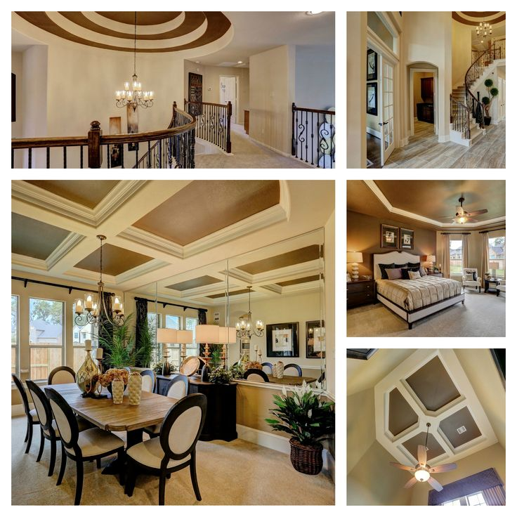 13 best westin homes ceilings images on pinterest coffered ceilings tray ceilings and trey for Westin homes design center houston