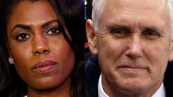 ICYMI: Omarosa Dishes On Mike Pence: 'He Thinks Jesus Tells Him To Say Things'