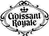 CROISSANT ROYALE logo
