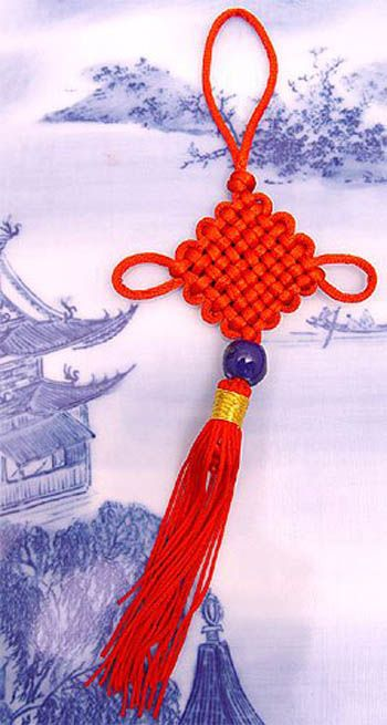 Traditional Chinese Knot Ornaments - Small US$1.5