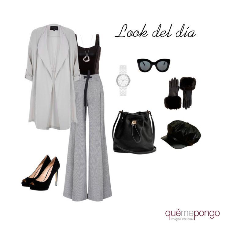 ¡¡Empezamos la semana con alegría!! ¡¡A por el lunes amig@s!!  #qmp #quemepongo #outfitoftheday #lookdeldía #outfit #look #tendencia