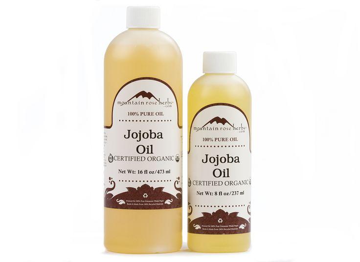 Mountain Rose Herbs: Jojoba Oil