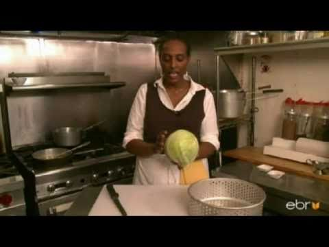 From my favorite restaurant: How to Make Ethiopian Cabbage and Potatoes (Tikil Gomen)