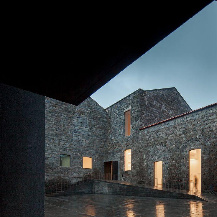 O Arquipélago Contemporary Arts Centre by Menosé Mais + João Mendes Ribeiro