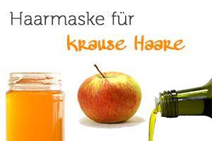 Krauses Haar mit Olivenöl bändigen! DIY Haarmaske verleiht Glanz, Sprungkraft und Geschmeidigkeit.