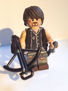 My Custom Lego Daryl Dixon from The Walking Dead | #TheWalkingDead
