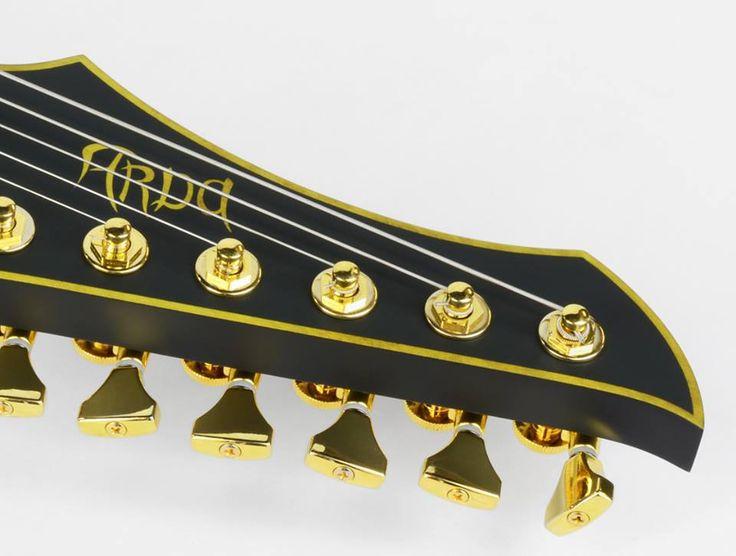 Arda Guitars - Chitarra elettrica di liuteria - Handmade Guitars