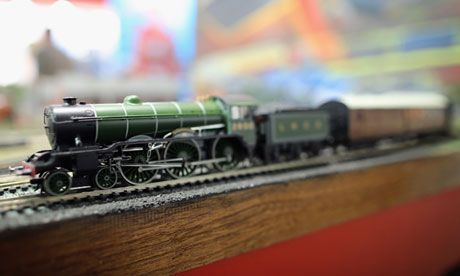 Frank Hornby, model railway creator, celebrated in Google doodle