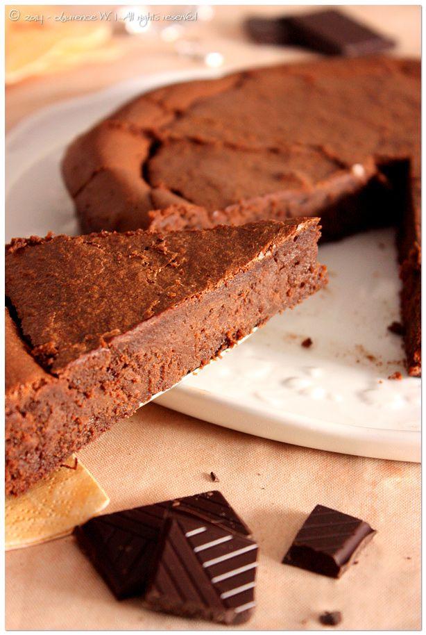Fondant à la crème de marrons et au chocolat | Trop Chou !