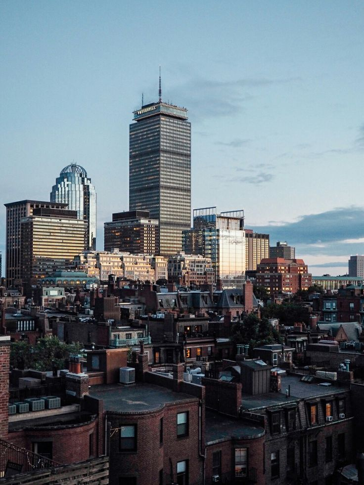 Boston is my favorite city and will always be home to me.