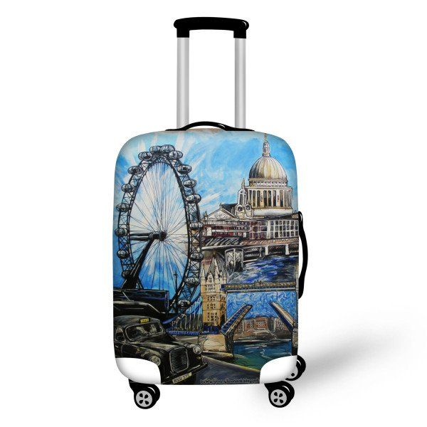 Smart Luggage Cover Mix - FREE SHIPPING!