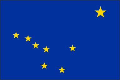 what does the alaskan flag represent