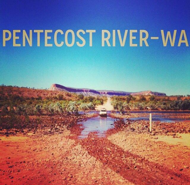 Pentecost River, Gibb River Road, WA