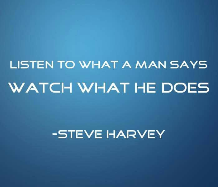 Steve Harvey Quote