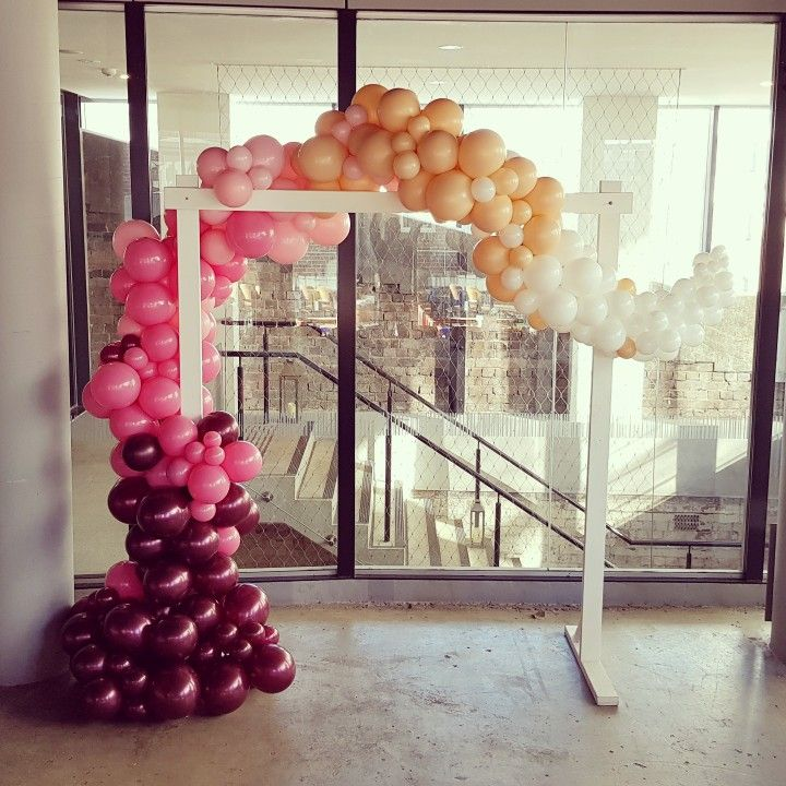122 Best Organic Balloon Design Images On Pinterest