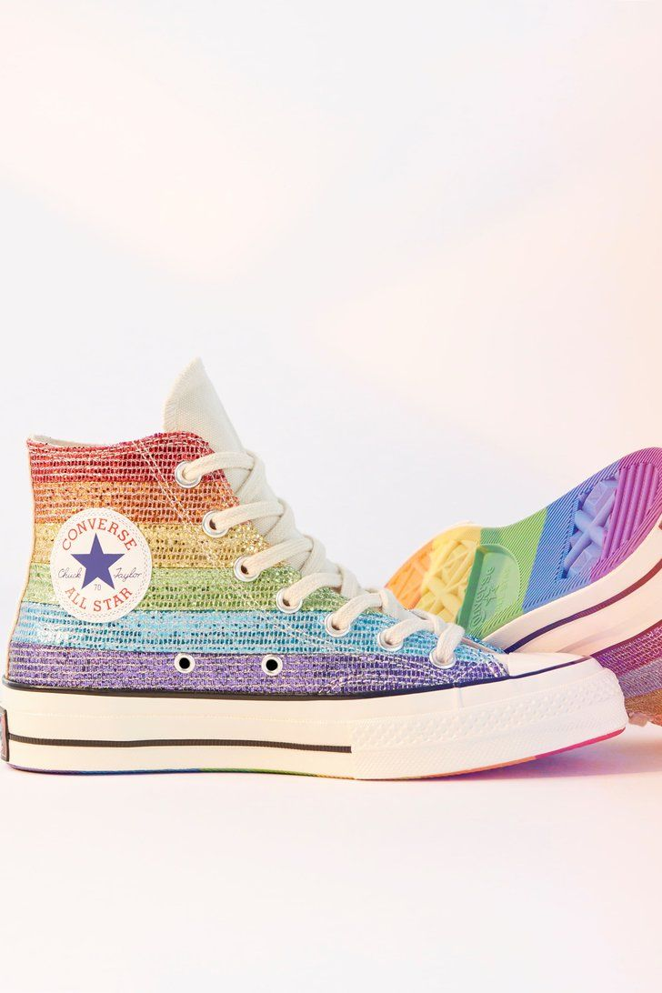 Miley Cyrus Launched An Affordable Shoe Line With Converse