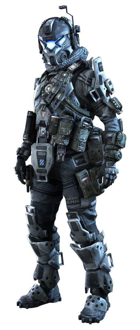 Titanfall - assault pilot