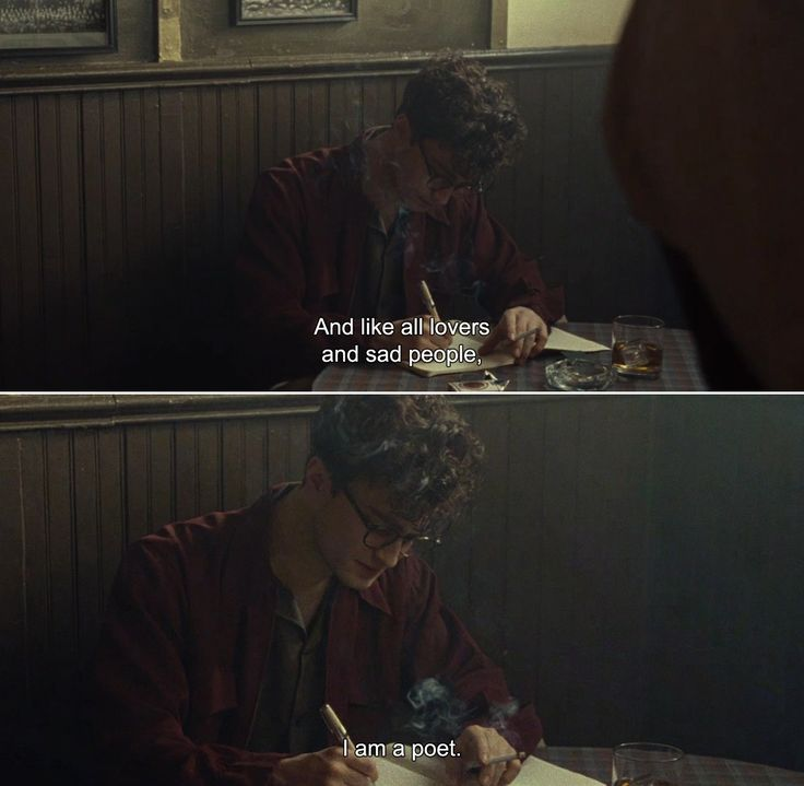 Anamorphosis and Isolate — ― Kill Your Darlings (2013) Allen:And like all...