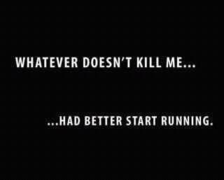 Better believe it.: Giggles Galor, Start Running, Funny Funny, Music Boards, Random Music, Funny Stuff, Giggl Galas