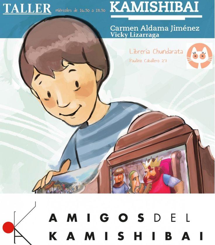 Todo Kamishibai. Documentos, enlaces para descargar, visionado de cuentos creados por niños y adultos...