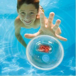 A timer you dive for... how cool that my kids have this stuff.  My dad made me dive for pennies lol