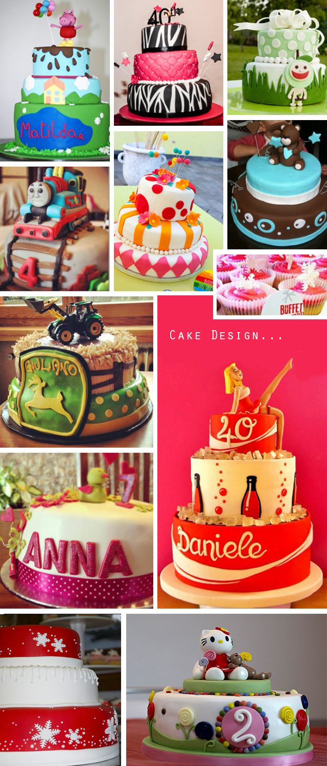 Cake design - Make a Cake