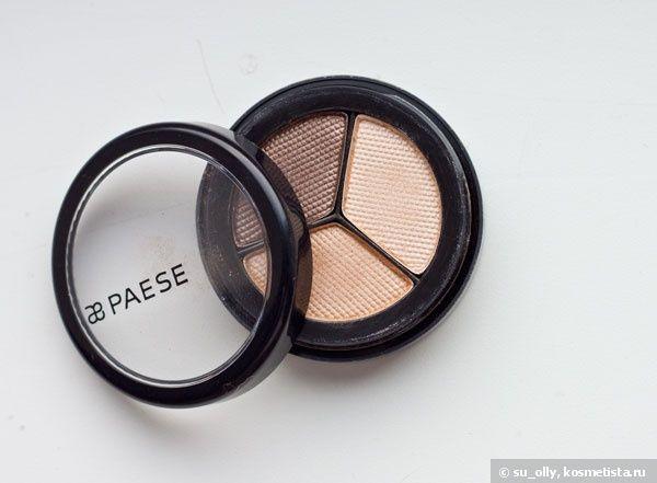 Paese Opal Eyeshadows в оттенке 238 Caffe Latte отзывы — Отзывы о косметике — Косметиста
