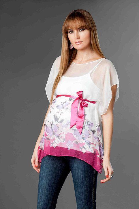 Ropa de maternidad para primavera y verano