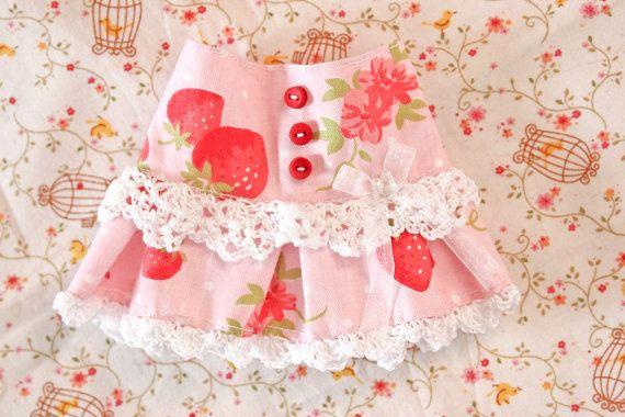 Shebert skirt n.003 Unoa/Minifee/Slim MSD by cafelait on Etsy, $20.00