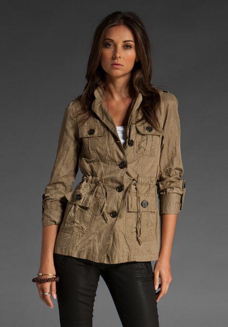 Great spring jacket.