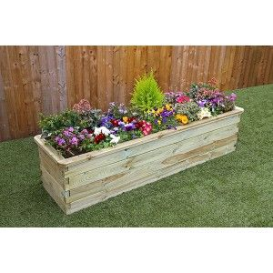 Photo of Deep Sleeper Raised Bed